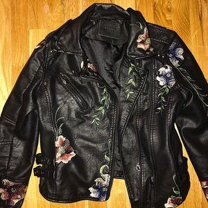BLANK NYC Rose Moto Jacket